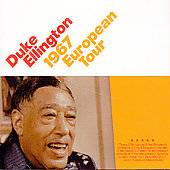 1967 European Tour by Duke Ellington CD, Jun 2004, 2 Discs, Lonehill
