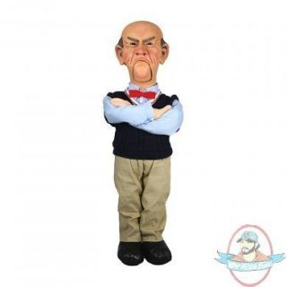 Jeff Dunham 18 Talking Animatronic Walter Doll by NECA