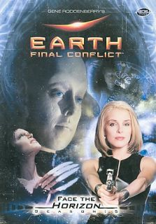 Earth Final Conflict   Vol. 5 Face the Horizon DVD, 2003, 6 Disc Set