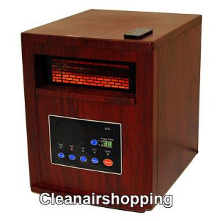 LifeSmart 800 Sq. Ft. Quartz Infrared Heater 1500 Watt