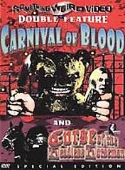 Carnival of Blood Curse of the Headless Horseman DVD, 2002, Special