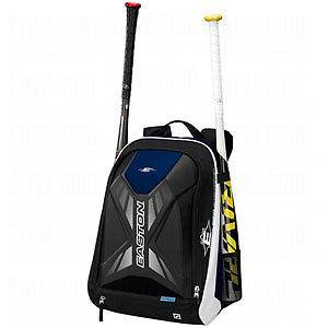 Easton Rival Bat Pack Navy Blue Baseball Player Backpack Bat Bag