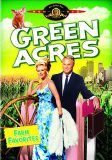 Green Acres   Farm Favorites DVD, 2005