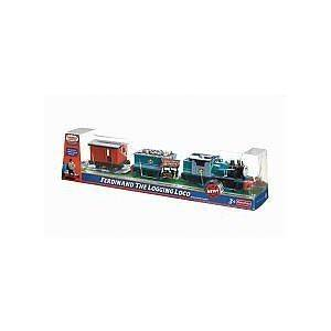 Fisher Price T9050 Thomas the Train: TrackMaster Ferdinand the Logging
