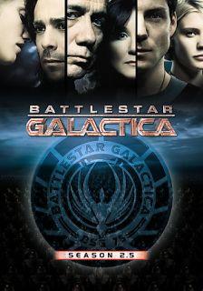 Battlestar Galactica   Season 2.5 DVD, 2006, 3 Disc Set