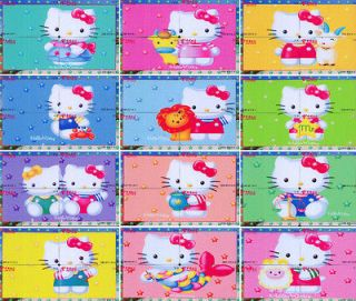 H01012 China phone cards Hello Kitty Zodiac puzzle 48pc
