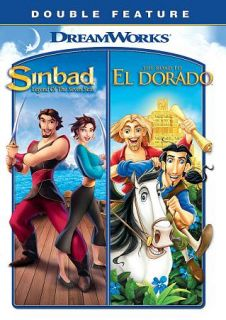 of the Seven Seas Road to El Dorado DVD, 2010, 2 Disc Set, P S