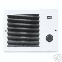 BROAN 120 VOLT ELECTRIC SURFACE MOUNT WALL HEATER NEW
