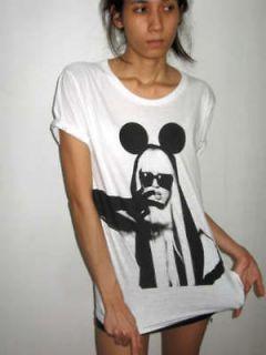 Lady Gaga Paparazzi Electronic Pop Rock T shirt S