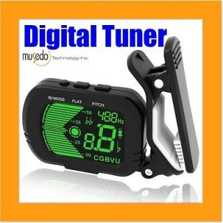 clip on guitar tuner in Tuners