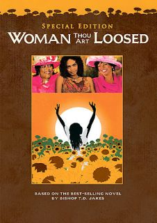 Woman, Thou Art Loosed DVD, 2006, Collectors Edition Full Frame