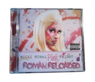 Pink Friday Roman Reloaded   Nicki Minaj (CD 2012)