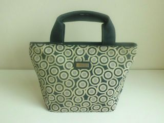 Jim Thompson Elwood Bag  Small Luxury Handbag Patterns Circles