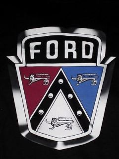 black ford emblem in Emblems