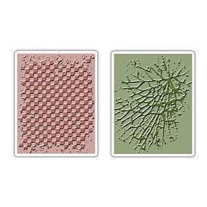 sizzix embossing folders in Scrapbooking & Paper Crafts