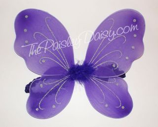 Butterfly or Angel Fairy Wings, Infant Child Childrens