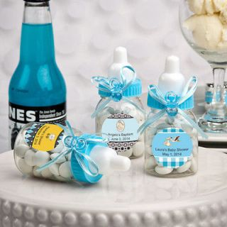 Wilton blue baby cradle for shower favors 6 pc - Wilton baby shower favors ...