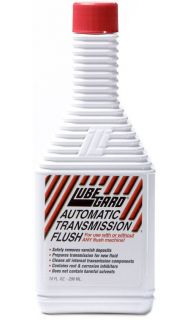 LUBEGARD Lube Gard Automatic Transmission Flush ATF