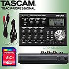 Tascam DP 004 PocketStudio 4 Track Recorder Package DP004 Bundle