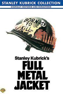 FULL METAL JACKET [DVD] [1991] [ENGLISH] [REGION 1]   NEW DVD