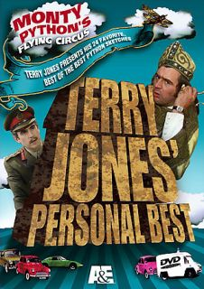 Terry Jones Personal Best DVD, 2006