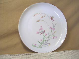 Eschenbach China Pattern W1460 Birds Tree Flowers Salad Plate