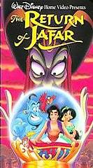 The Return of Jafar VHS, 1994