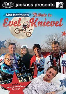 Presents   Matt Hoffmans Tribute to Evel Knievel DVD, 2008