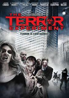 The Terror Experiment DVD, 2012