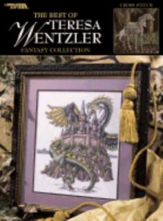 The Best of Teresa Wentzler Fantasy Collection by Leisure Arts Staff