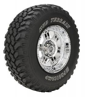 Pro Comp Mud Terrain Radial Tire 35 x 12.50 17 Outline White Letters