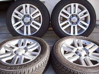 TOYOTA 4RUNNER 20 WHEELS TIRES STOCK OEM FACTORY TACOMA TUNDRA FJ 20