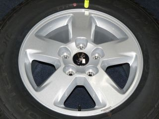 jeep wheel and tire in Wheel + Tire Packages