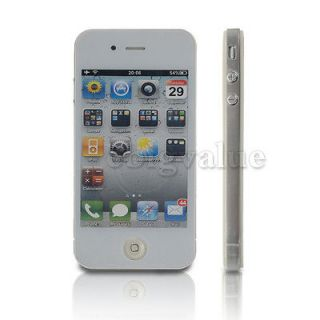 White Fake Non Working 11 Dummy Phone Display for iPhone 4 4G