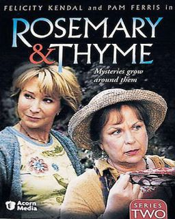 Rosemary Thyme   Series 2 DVD, 2006, 3 Disc Set