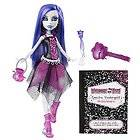 NIB* MONSTER HIGH Spectra Vondergeist Doll w/ Pet Ferret & Rhuen