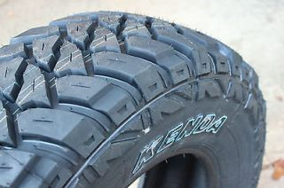 NEW LT 31 10.50 15 Kenda Klever M/T Mud Terrain Tires 1050 Jeep R15