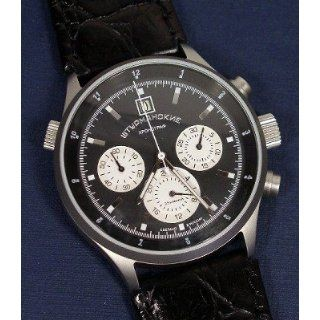 Russian Poljot Watch CHRONOGRAPH Shturmanskie Everything