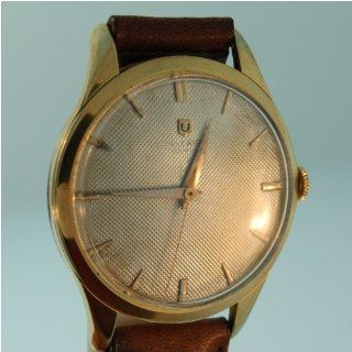 Vintage/Antique watch Mens Universal Geneve Watch Swiss Manual Wind