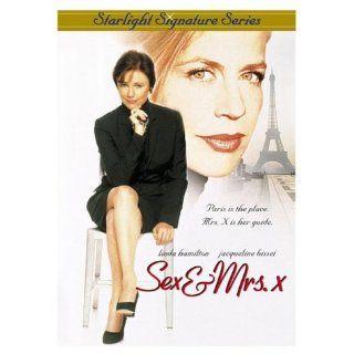 Sex & Mrs. X Jacqueline Bisset, Linda Hamilton, Paolo