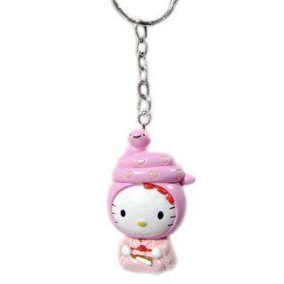 Hello Kitty Chinese Zodiac Keychain   Snake Toys & Games