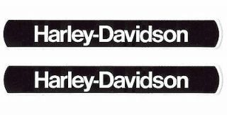 HARLEY DAVIDSON FUEL TANK DECAL SET  NEW HD # 61168 81A  HARLEY GAS