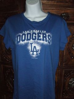 Los Angeles Dodgers Ladies Tee from MLB Genuine Merchandise *new with