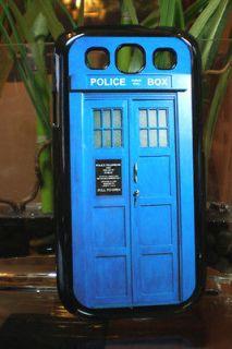 Samsung Galaxy S3 Dr. Who Tardis British Police Call Box Vintage Case