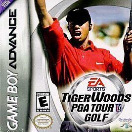 Tiger Woods PGA Tour Golf (Nintendo Gam