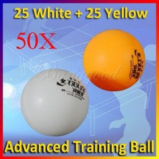 Stars Ping Pong Ball 40MM Table Tennis Training Train Sports Games