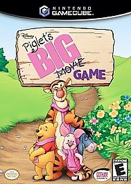 Piglets BIG Game Nintendo GameCube, 2003