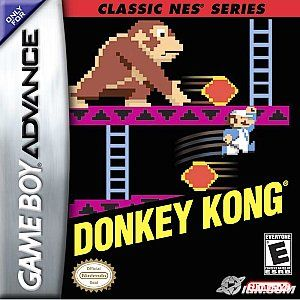 Kong Classic NES Series Edition Nintendo Game Boy Advance, 2004