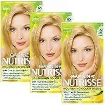 GARNIER NUTRISSE HAIR COLOR LIGHT NATURAL BLONDE