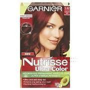 Garnier Nutrisse Ultra Colour 5.62 Vibrant Red